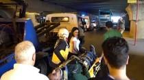 YOLCU MİNİBÜSÜ - Fatih'te Trafik Kazası Açıklaması 10 Yaralı