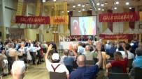 FLORYA METIN OKTAY TESISLERI - Galatasaray'ın Divan Toplantısı Başladı