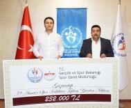 SAĞLIKLI YAŞAM - Gaziantep'teki 39 Amatör Spor Kulübüne 232 Bin TL Destek
