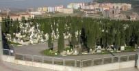 GEBZE BELEDİYESİ - Gebze'de Mezarlıklar Bayrama Hazır