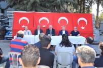 YÜKSEK HıZLı TREN - İBB Başkanı Uysal Açıklaması 'Sancaktepe Yeni Yatırım Projeleriyle Daha Da Gelişecek'