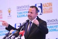 BAYRAM COŞKUSU - İl Başkanı Ethem Taş Açıklaması 'Erdoğan'ın Antalya'ya Gelişiyle Çifte Bayram Yaşayacağız'