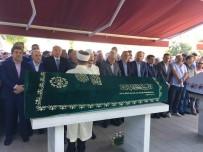 MUSTAFA ÇALIŞKAN - İş Adamı Mehmet Yeşildağ Son Yolculuğuna Uğurlandı