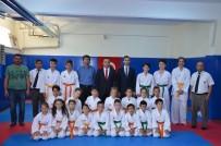 TOKI - Karate Kuşak Terfi Sınavı Yapıldı