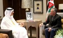 ÜRDÜN KRALI - Katar'dan Ürdün'e 500 Milyon Dolarlık Yatırım