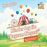 Kinder Joy'dan İstanbul'da Bayram Festivali