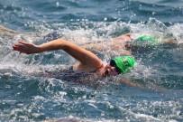 SAMSUNG - Kıtalararası Yüzme Yarışı Heyecanı Trabzon'da