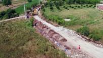 BİRİNCİ SINIF - Kızılcaali'nin İçmesuyu Şebekesi Yenilendi
