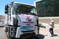 TÜRKIYE BELEDIYELER BIRLIĞI - Kozlu Belediyesi'ne Çöp Kamyonu Hibe Edildi