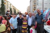İFTAR SOFRASI - Mahalle İftarları Sona Erdi