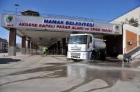 MAMAK BELEDIYESI - Mamak'ta Bayram Temizliği