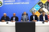 İŞ İNSANLARI - Mehdi Eker, OSB Yatırımcısına Müjdeyi Verdi