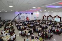 BAŞÖRTÜSÜ - Memur-Sen Üyeleri Mardin'deki İftarda Bir Araya Geldi