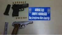 KAÇAK İÇKİ - Mersin'de Aranan 33 Kişi Yakalandı
