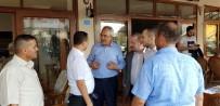 İBRAHIM AYDıN - Milletvekili Aydın Açıklaması 'Türkiye'nin Şahlanışını Durduramayacaklar'