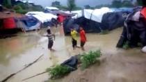 SEL FELAKETİ - Muson Yağmurlarının Vurduğu Arakanlılar Görüntülendi