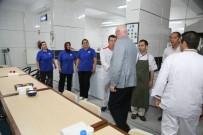 İFTAR YEMEĞİ - Odunpazarı Belediyesi Aşevi 180 Bin Kişiye İftar Yemeği Hazırladı