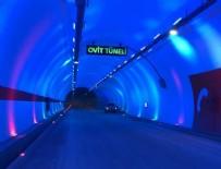 OVİT TÜNELİ - 138 yıllık hayal gerçek oldu... Ovit tüneli açıldı