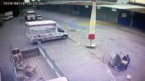 Polisin Dikkati Akü Hırsızlarını Yakalattı