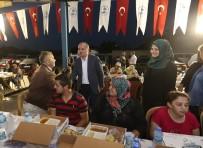 İFTAR SOFRASI - Ramazan Ayı Pamukkale'de Dolu Dolu Geçti