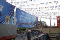 MİTİNG ALANI - Rize'de Akşener Ve İnce'ye Pankartlı Yanıt
