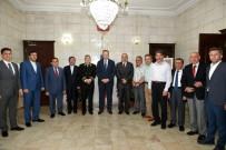 YAĞLıBOYA - Rusya Federasyonu Trabzon Başkonsolosluğu'nda Milli Bayram Resepsiyonu