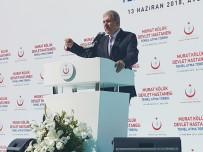 SAĞLIK ÇALIŞANI - Sağlık Bakanı Demircan Açıklaması 'Şehir Hastanelerinde Hasta Garantisi Diye Bir Şey Yok'