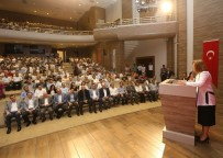 FATMA ŞAHIN - Şahin Belediye Personelleriyle Bayramlaştı