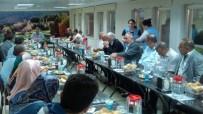 GAZILER - Sosyal Güvenlik Kurumu Kırklareli İl Müdürlüğünde İftar