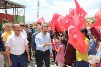 HALK EĞİTİM MERKEZİ - TBMM Başkanvekili Aydın'a Sergi Salonu Açılışında Büyük İlgi