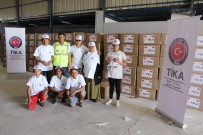 TUNUS - TİKA'dan Tunus'ta Bin 500 Aileye Gıda Yardımı