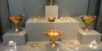 KÜLTÜR VE TURIZM BAKANLıĞı - Troya Kökenli Eserler Troya Müzesi'ne Nakledilecek