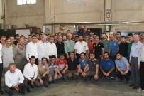 ASGARI ÜCRET - Yılmaz Açıklaması 'Emekçinin Umudu AK Parti'dir'