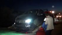 Yozgat'ta Zincirleme Trafik Kazası Açıklaması 4 Yaralı