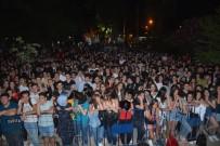YUSUF DEMİRKOL - Zakkum, Sinop'ta Konser Verdi