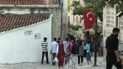 Zamanda yolculuğun adresi: Safranbolu