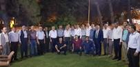 AHMET ÖZEN - Ziraat Odaları Başkanlarından Yakup Taş'a Destek