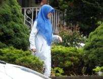 CEVAT YıLDıRıM - Adil Öksüz'ün eşi ABD'de görüntülendi