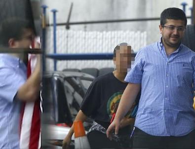 Adil Öksüz'ün kayınbiraderi ABD Bayrağı'nı öperken görüntülendi