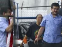 ADİL ÖKSÜZ - Adil Öksüz'ün kayınbiraderi ABD Bayrağı'nı öperken görüntülendi