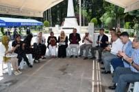 NEVRUZ - AK Parti'den Şehitlik Ziyareti