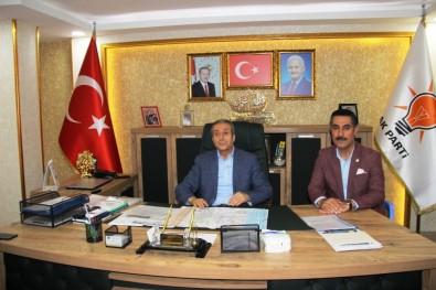 AK Parti Genel Başkan Yardımcısı Eker Açıklaması 'Sefaletten, Nefretten Ve Gözyaşından Medet Umuyorlar'