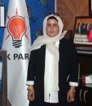 BİRİNCİ SINIF - AK Parti Harran İlçe Kadın Kolları Başkanı Biter Açıklaması