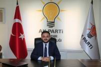 AK Parti İl Başkanı Yanar, Nevşehirli Vatandaşların Bayramını Kutladı