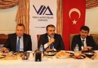 MAHİR ÜNAL - AK Parti Sözcüsü Ünal, VDK Hakkında Komisyona Bilgi Verecek