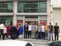 AHMET ÖZKAN - AK Partili Gençlerden Cumhurbaşkanı Erdoğan'a Destek