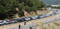 YERLİ TURİST - Akın Akın Muğla'ya Geliyorlar
