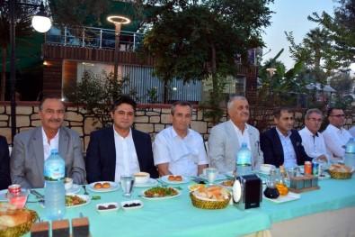 Aliağa'da Cumhur İttifakı İftar Sofrasında Buluştu