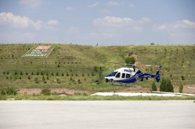 Ankara'da Bayram Öncesi Havadan Denetim