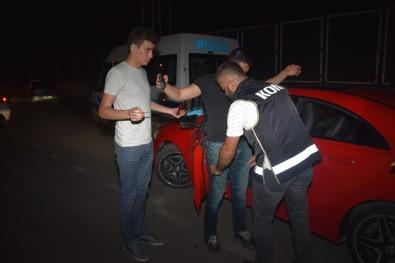 Antalya'da Huzur Arife Uygulaması Açıklaması 9 Gözaltı